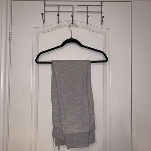 Grey Puma Sweatpants